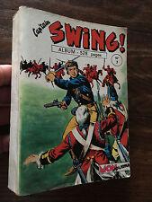ALBUM Capt'ain SWING N°7 (n°25 au n°28)