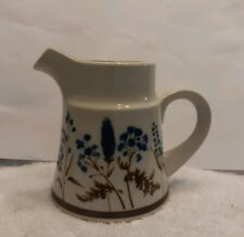 "NORITAKE WINSOME PRIMASTONE CREAMER 3 3/8"" BEAUTIFUL SHINY GENUINE STONEWARE"