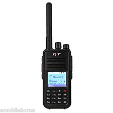 Tyt Md 380 Dmr Walkie Talkie Digital Dos Salidas Radio Uhf 400-480MHz LCD