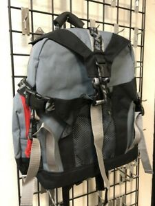 Senate Assassin Backpack Inline Skate Holder Original Mint Condition