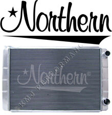 "Northern 26"" x 19"" Sport Mod Late Model Aluminum Double Pass Radiator Race Pro"