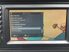 BMW 3 5 7 Z4 M3 M5 Digital Freeview DVB-T TV Tuner + USB E46 E39 E38 E53 E83 E85