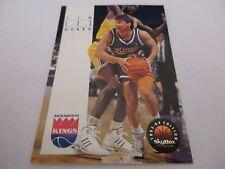 Carte NBA SKYBOX 1993-94 #275 Jim Les Sacramento Kings