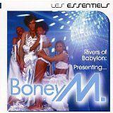 de Boney M. - Rivers of Babylon - CD Album