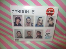 MAROON 5 Red Pills Blues CD NEW TARGET EXCLUSIVE w/4 extra songs + poster