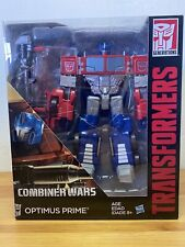 Transformers Combiner Wars Optimus Prime New MIB Ultra Prime Combiner Autobot