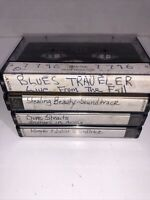 Used Lot of 4 Sony Metal SR 60 min Type IV Metal Cassette High Bias Rare