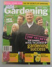 ABC Gardening Australia Magazine - September 2003