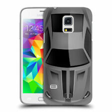 Fundas y carcasas Para Samsung Galaxy S5 color principal gris para teléfonos móviles y PDAs Samsung