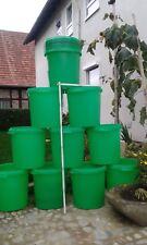 10 x 30 Liter Eimer mit Deckel  gebraucht HOBBOCK