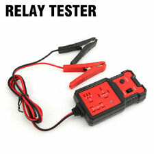 12V Car Electronic Relay Tester Battery Checker Tool Automotive Diagnostic 1 New