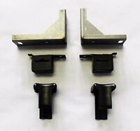 New! 1965-1969 Ford MUSTANG Dual Exhaust Tail Pipe Hanger Original Style Kit 6pc