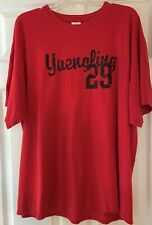 Cool Yuengling 29 (As In 1829) Red T-Shirt, Black Letters, Sz 2Xl-Free Ship!