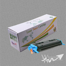 HP Compatible 124A Black Toner 2500 Yield Q6000A 1600 2600n 2605 Hewlett Packard