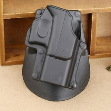 Tactical Paddle Holster Pistol Carry Protector for Glock 17 19 22 23 31 32 34 35