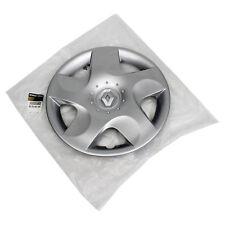 ORIGINAL Renault Radkappe Radblende SILBER 14 Zoll für TWINGO II 8200463067