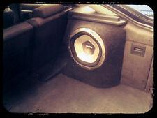 Vauxhall Vectra C Sound upgrade speaker sub box 12 10 stealth side enclosure NEW