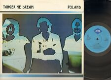 TANGERINE DREAM POLAND The Warsaw Concert 2 LP NMINT Gatefold * Edgar Froese