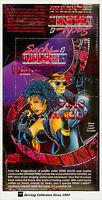 1993 Comic Images Sachs & Violens Fantasy Art Trading Card Box (48 packs)-rare