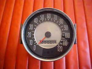 1960 -1964 Studebaker Champ truck speedometer