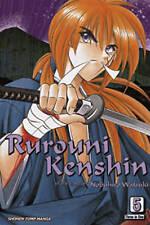 Rurouni Kenshin, Vol. 5 (VIZBIG Edition) ' Watsuki, Nobuhiro manga in english, f