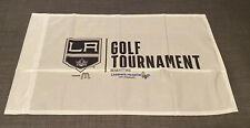Los Angeles Kings GOLF TOURNAMENT 22x14 NEW Golf Pin Flag Children's Hospital