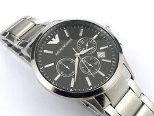 AR2434 Mens Armani Stainless Steel Bracelet Watch - 50m