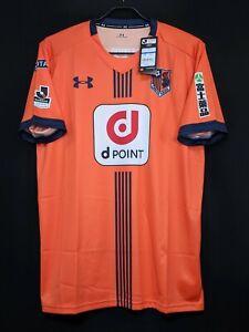 2017 Omiya Ardija Home J.LEAGUE Jersey Soccer Shirt XL(Japan Size) *BNWT*