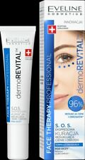 Dermo Revital Anti Wrinkle Eye Treatment Reduction of Dark Circles & Puffiness