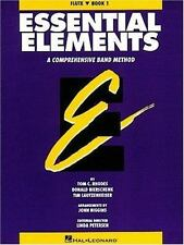Hal Leonard 00863501 Essential Elements 2000 Volume 1 Flute