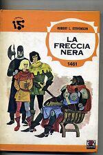 Robert L. Stevenson # LA FRECCIA NERA 1461 # A.M.Z. 1974