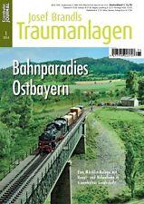 Eisenbahn Journal - Bahnparadies Ostbayern - Josef Brandl Traumanlagen