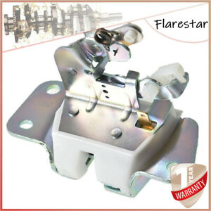 Fit For Rear Back Tail TailgateTrunk Door Lock 1996-2004 Mitsubishi Montero