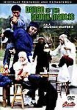 DANCE OF THE DRUNK MANTIS DVD NEW (DRUNKEN MASTER 2)