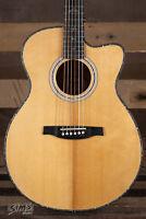 PRS SE A55E Angelus Acoustic/Electric, Black Gold