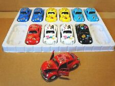 1:32 SCALE 1967 VW CLASSIC BEETLE  WITH DECALS COLOR WHITE  SUNNYSIDE LTD