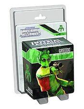 Star Wars Imperial Assault Greedo Méchant Pack Plastique figure