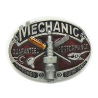 Mechanic Cowboy Western Mens Belt Buckles for women Cowboy Vintage Belt Buckles