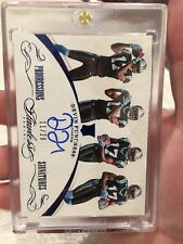 2015 Panini Flawless DEVIN FUNCHESS RC Progressions Blue Parallel Auto 11/20