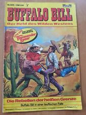 BUFFALO BILL 659  BASTEI VERLAG 1984