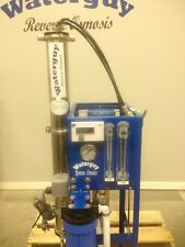 brackish water reverse osmosis system 100Gph - bad well water - food processing