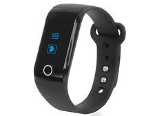 Smart Watch Band Fitness con Cardiofrequenzimetro Trevi SF 230 HR NERO