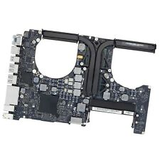"APPLE MACBOOK PRO LOGIC BOARD 15"" LATE 2011 2.4GHz i7 A1286 820-2915 *Bad L Ram*"