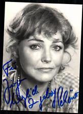 Ingeborg Schöner Rüdel Autogrammkarte Original Signiert ## BC 13596