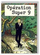 Chaland Loustal Benoit Floch Operation Super 9 pub UAP