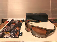 NEW Oakley - King's Camo Turbine - Woodland Camo / VR28 Black Iridium, OO9263-28