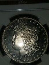 1882 S Morgan Silver Dollar Ms67 NGC