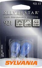 Bulb-SilverStar 921ST Blister Pack Twin Back Up Light Bulb