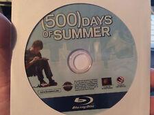 (500) Days of Summer (Blu-ray Disc ONLY) BLU WEBB DESCHANEL GORDON LEVITT