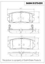 Disc Brake Pad Set-Metallic Pads Rear Pronto PMD1275